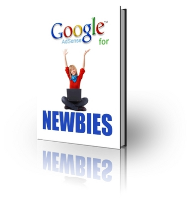 Product picture *New* Google Adsense(Google Adsense For Newbies (With PLR)