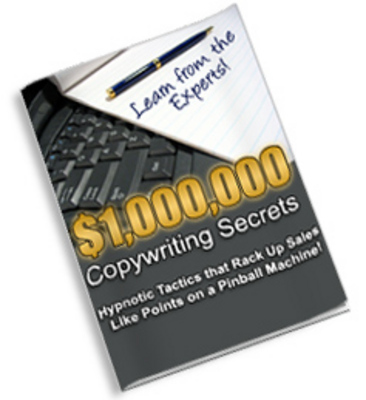 Product picture *NEW*1MillionCopywritingSecrets(with PLR)